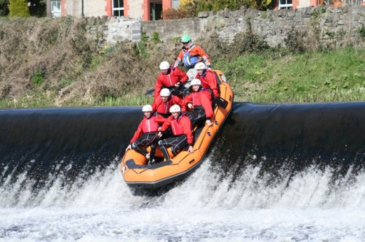 White Water Rafting for Two in Perthshire