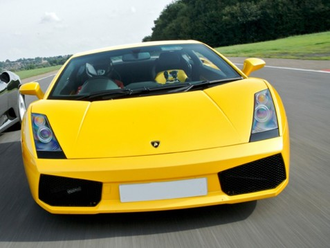 Triple Platinum Supercar Driving Experience