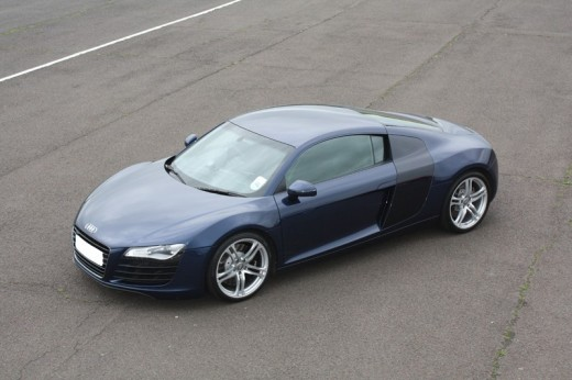 Audi R8 with a Hot Ride | Instant gift voucher