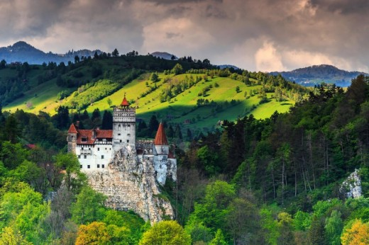 Day Trip to Dracula's Castle - For Two