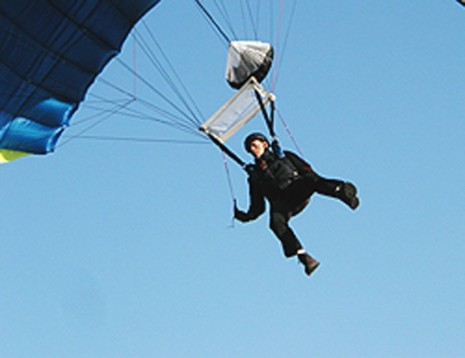Parachute Jump North West
