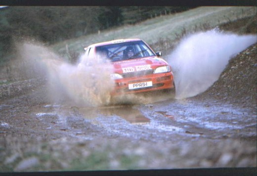 Extended Rally Driving - Oxfordshire