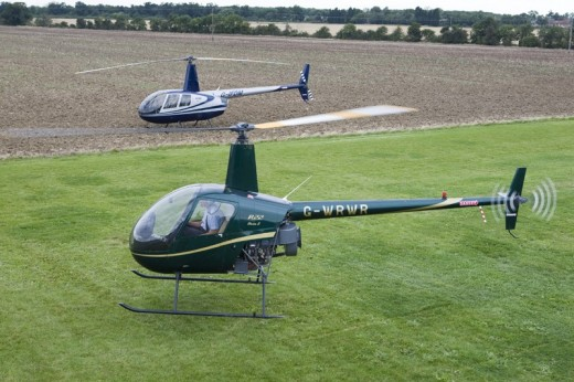 Helicopter Trial Flight 20 Minutes - Cambridgeshire