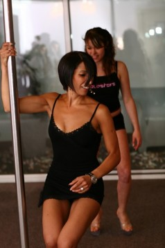 One to One Pole Bar Dancing Lesson