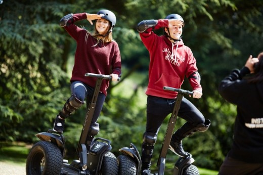 Segway Rally for Two