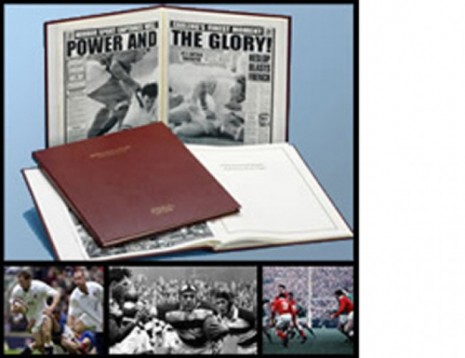 Rugby Commemorative Book