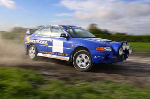 Intermediate Plus Rally Driving in Co. Down