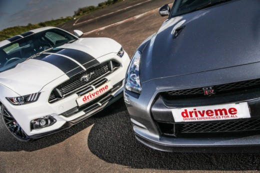 kids drive 2 supercars instant gift voucher