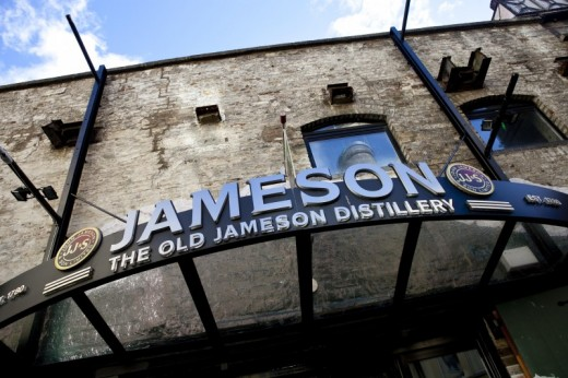 Jamesons Whiskey Tour