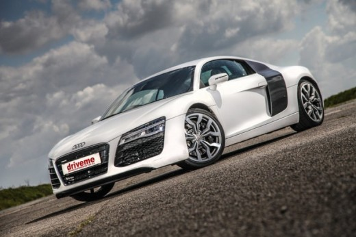 Drive a Audi R8, Subaru Sti and 4x4 Off-road