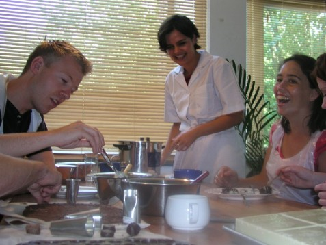 Chocolate Making Workshop in London