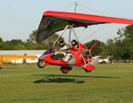 Microlight Flight - Northamptonshire