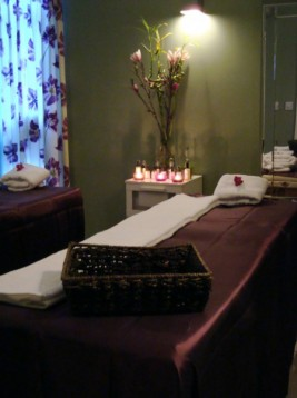 Aromatherapy Massage in Manchester