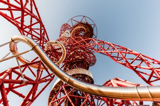 ArcelorMittal Orbit & Bottle of Prosecco for 2