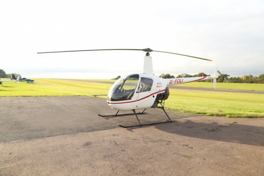 Helicopter Flying Lesson - 30 Minutes