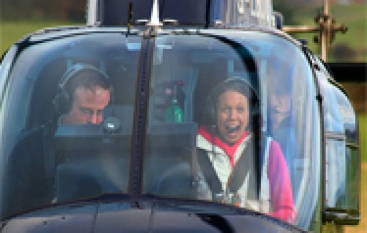 Helicopter Ride for Two