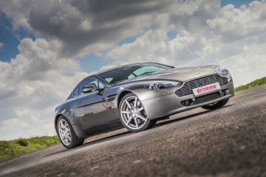 Aston Martin Driving Experience in Staffordshire