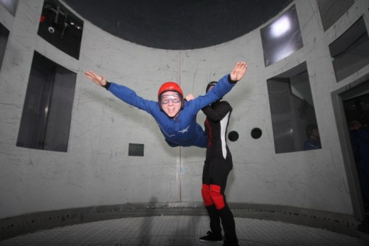 Indoor Skydiving Bedfordshire