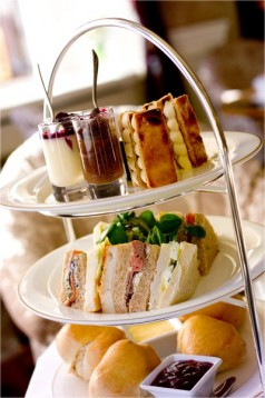 Afternoon Tea with a Twist - Includes Prosecco