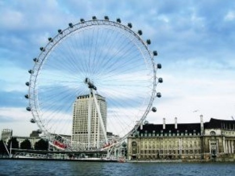 London Eye and Thames Cruise Experience for Two