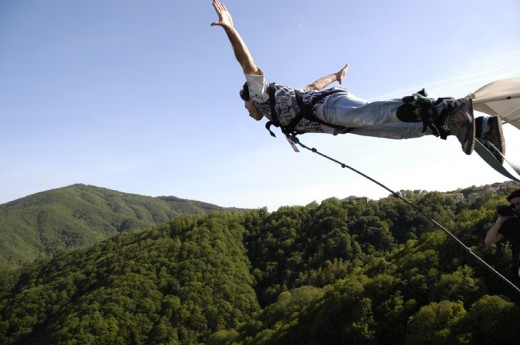 Bungee jump in Italy | Italy - Lonely Planet Forum - Thorn ...