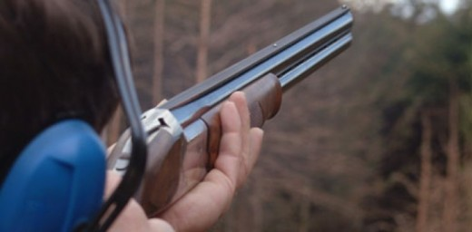 Extended Clay Shooting for Two in Bedfordshire