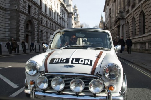 Italian Job Mini Cooper Tour Instant Evouchers Available