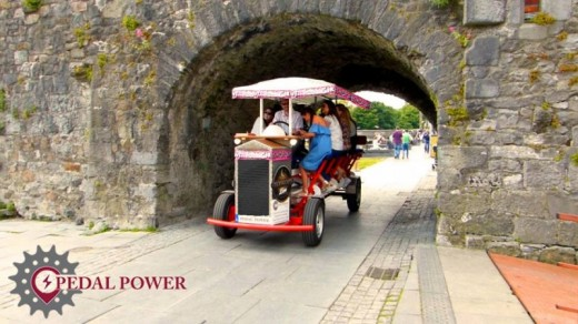 Galway City Tour by Bike