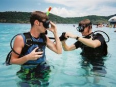 Scuba Diving for two in Essex