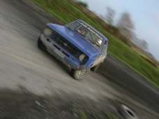 Rally Driving Experience in Northern Ireland