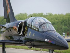 Fly a jet fighter in the Czech Republic | Exhilarating maneuvers at sub sonic speeds