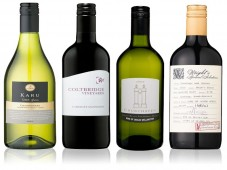 Wine Delivery - New World Mix UK Mail Order - Wine Gifts from Golden Moments