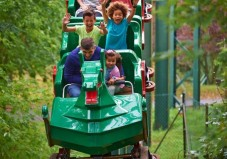 Rollercoaster at Windsor Theme Park