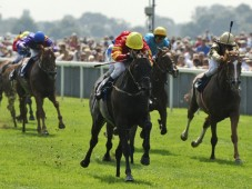 Horse Racing Day Out - a Day For Two At One of Our 34 Racecourses
