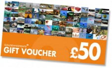£50 Gift Voucher - Golden Moments Gift Experiences