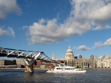London Eye & Thames Cruise for Two in London - Unique Experiences for Two from Golden Moments