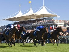 GO Horse Racing for Two in the UK- Yellow | 26 Racecourses UK wide