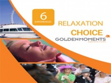 Relaxation Ultimate Choice Voucher - Golden Moments