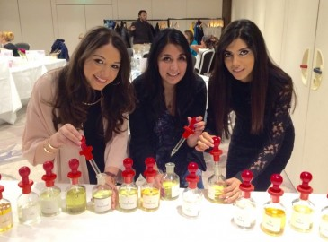 Design your own perfume experience day