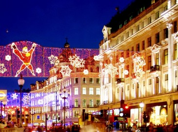 London Gift Experiences for Christmas