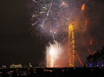 Thames Cruises New Years Eve