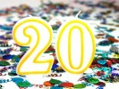 Gift ideas for the 20th Birthday