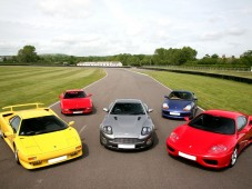 Supercar Driving Experience Days