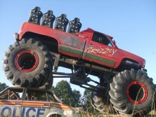 Monster Truck Experience Days